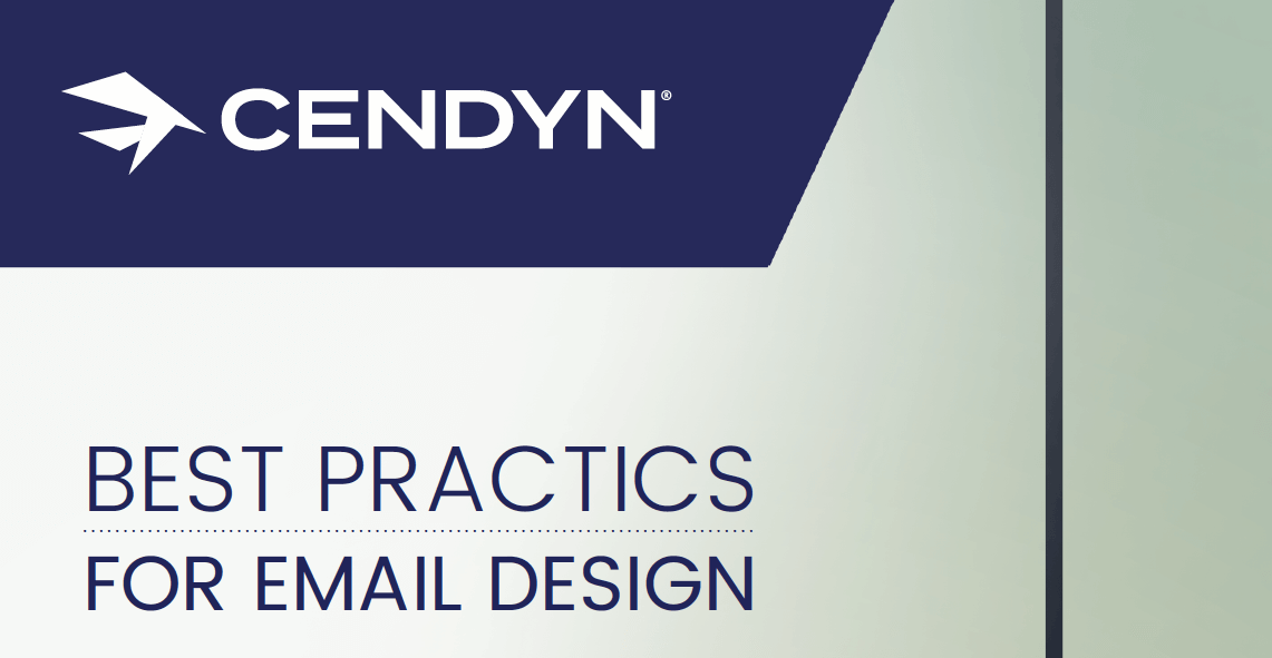 Email design best practices
