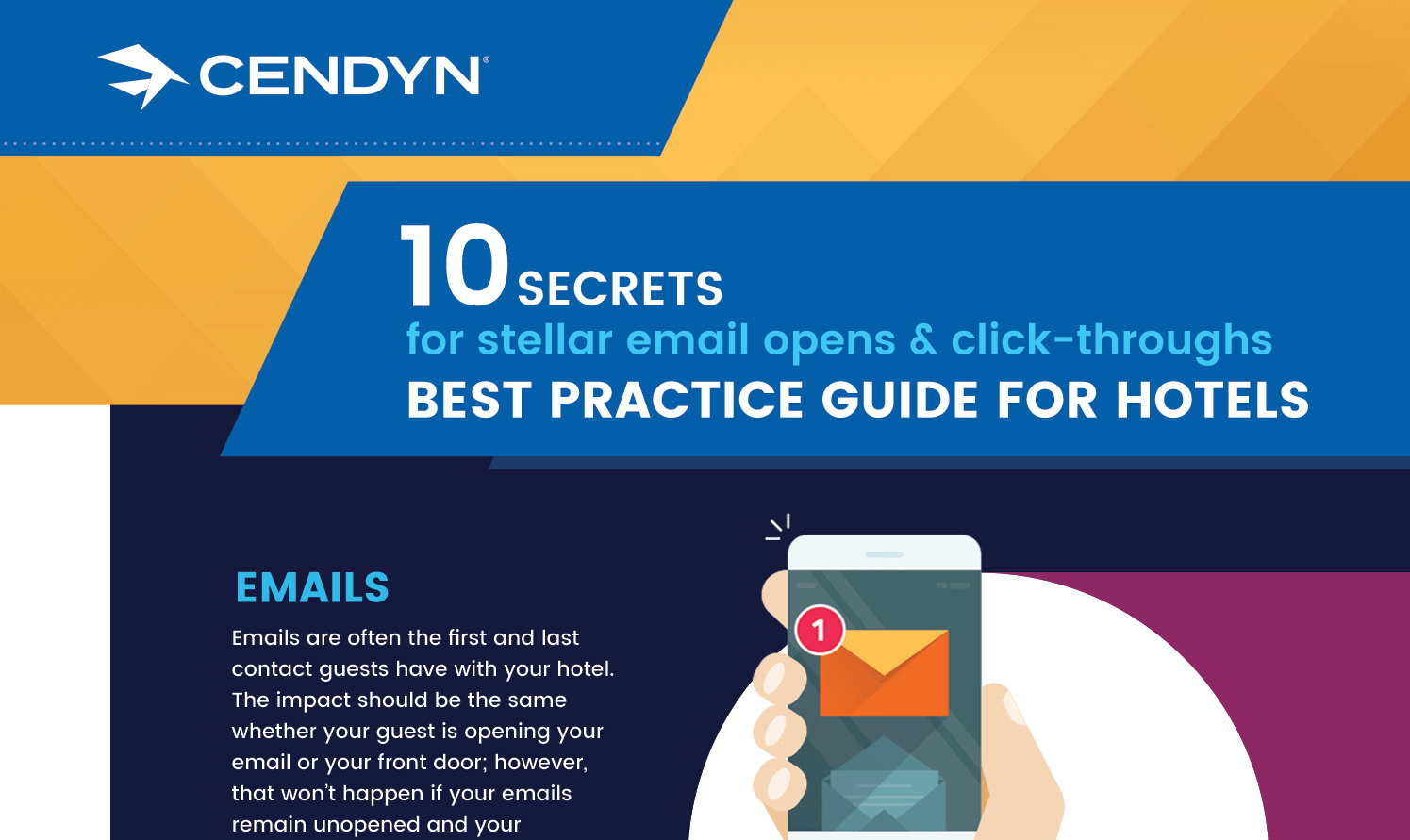 secrets for email opens