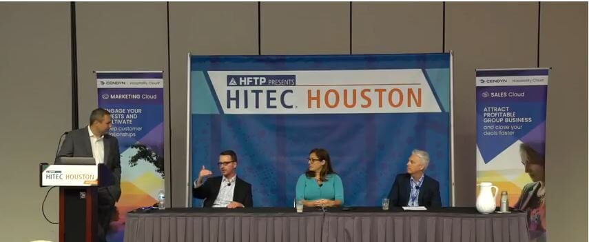 Hotel Marketer's Guide to Personalization at Scale Panel | HITEC Houston 2018