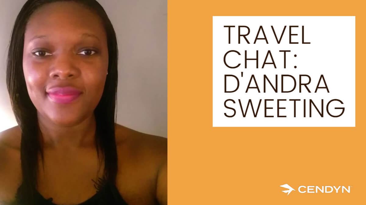 Cendyn | Travel chat Dandra Sweeting