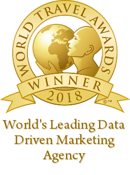 World's Leading data driven marketing agency award