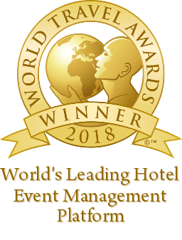 World's leading Hotel Event Management Platform Award