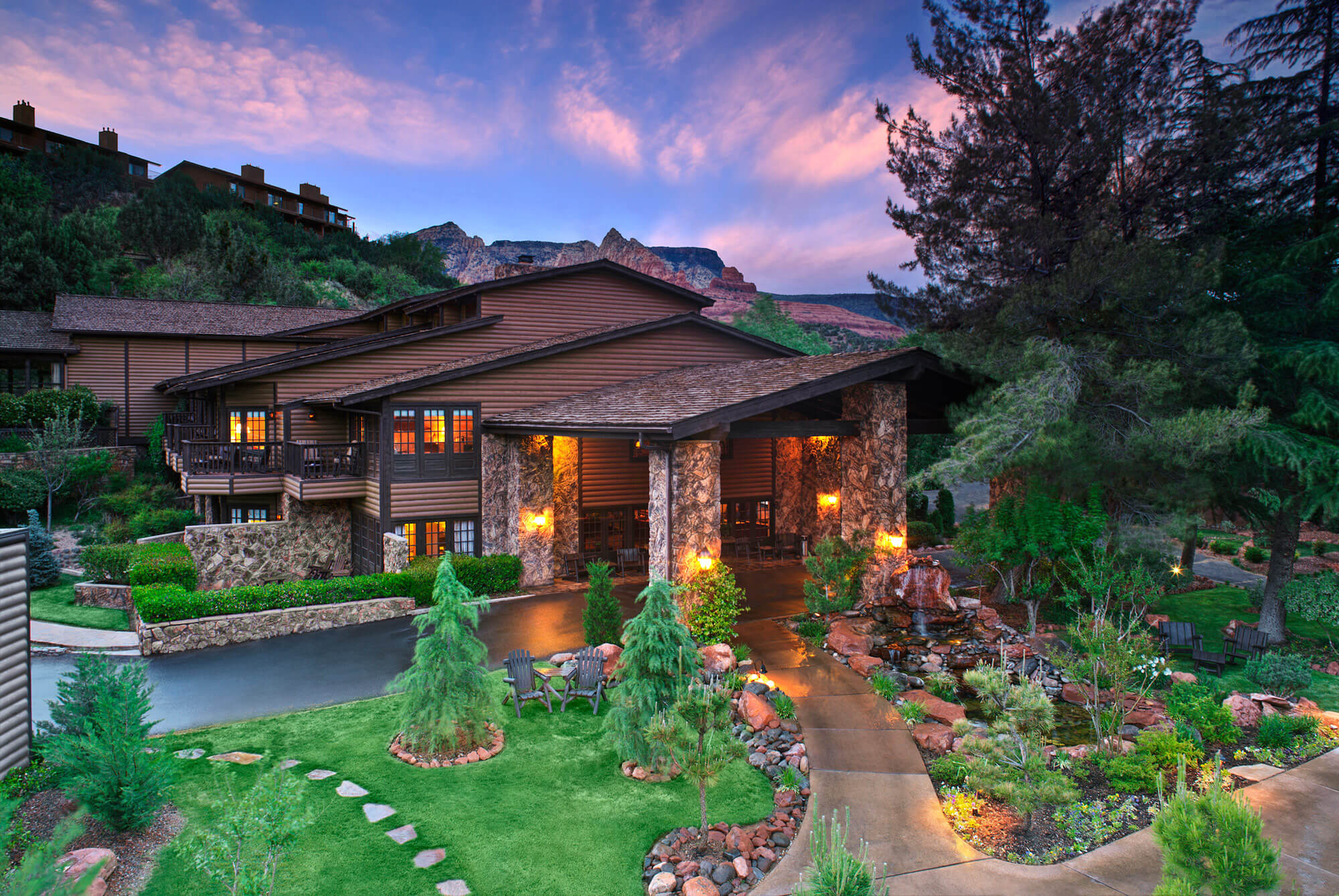 L'Auberge de Sedona success story – Rainmaker