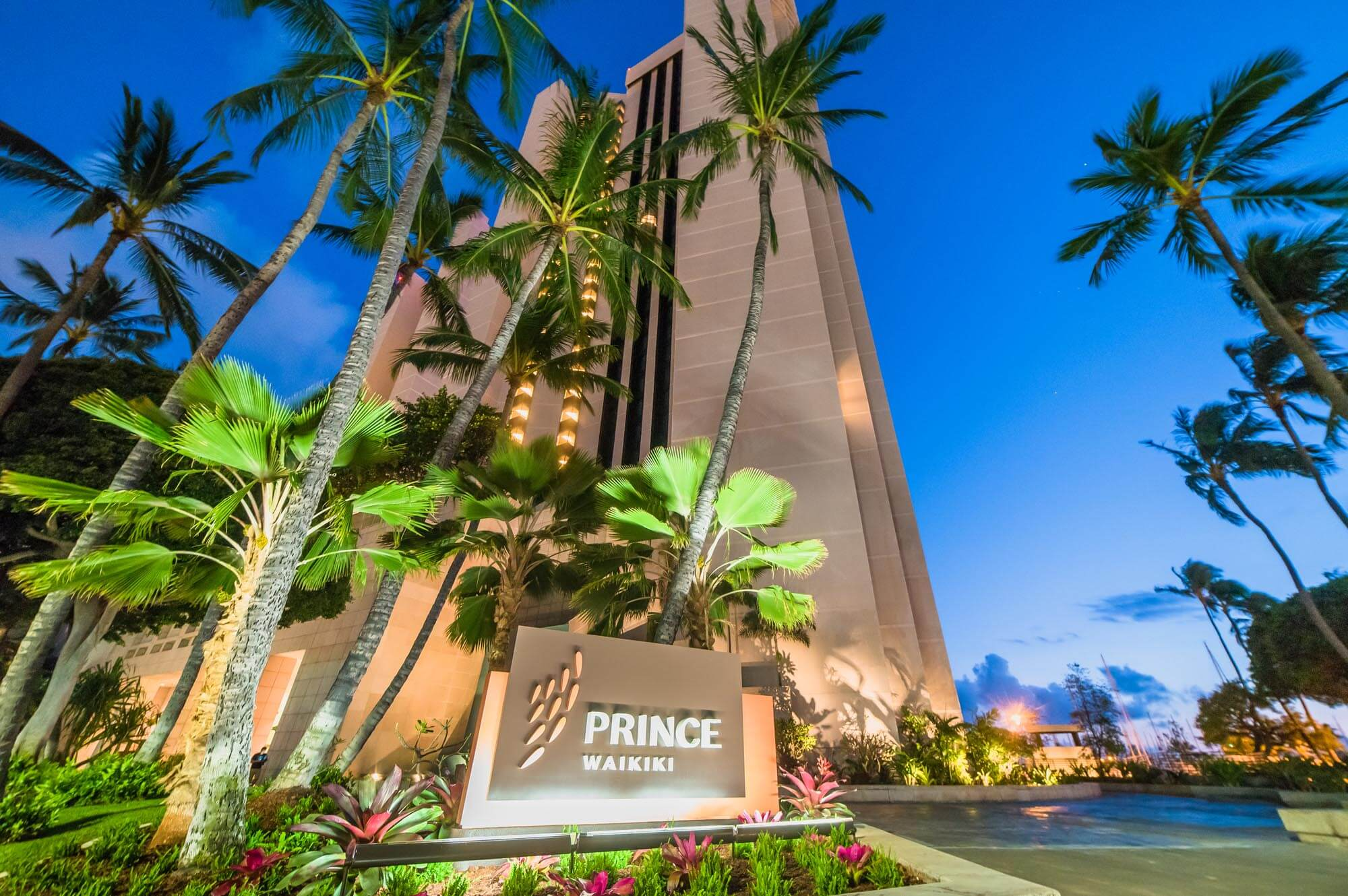 Luxury resort in Hawaii, Prince Waikiki, selects Cendyn